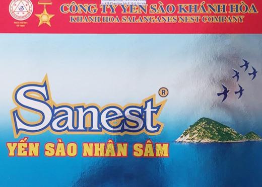 Yến Sanest với nhân sâm
