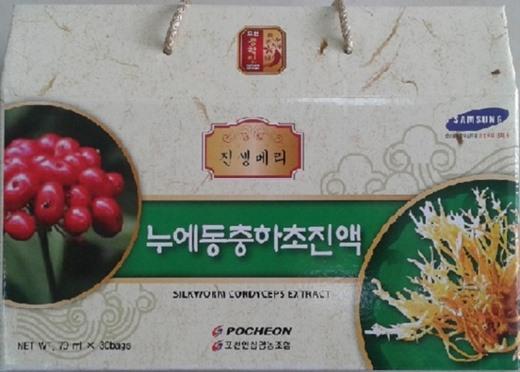Nước ĐTHT 30 gói-Pocheon