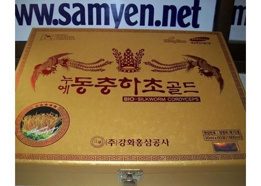 Đông trùng hạ thảo Kanghwa 60 gói