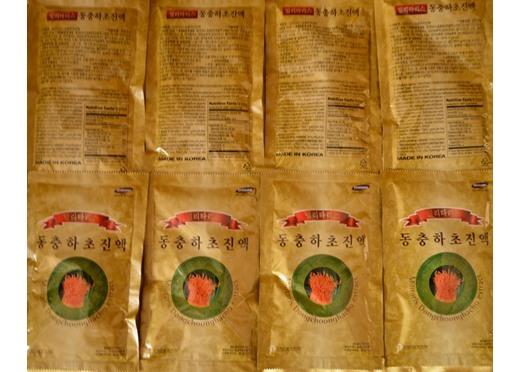 Nước Đông trùng hạ thảo 30 gói - Bio