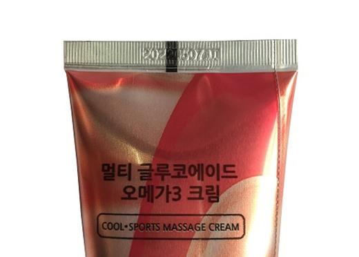 Dầu xoa bóp khớp Glucoaid & Omega3 Cream Hàn Quốc 165ml, dầu lạnh Hàn Quốc, Dầu Xoa bóp Hàn Quốc,