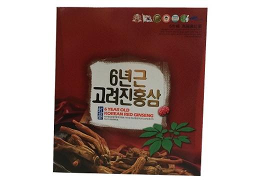 Nước Hồng Sâm 6 năm Taewoong Food Hàn Quốc 30 gói 70ml, nước sâm, nước hồng sâm Hàn Quốc