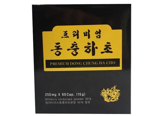 Viên Đông Trùng Hạ Thảo Hàn Quốc 60 viên - Premium