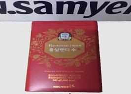 Kẹo hồng sâm Renesse KGC 240g