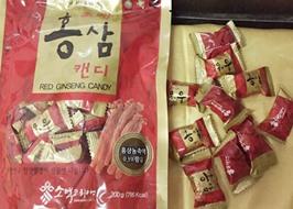 Kẹo hồng sâm Sobaek