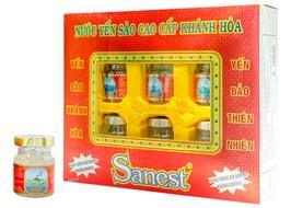 Yến Sanest đường ăn kiêng