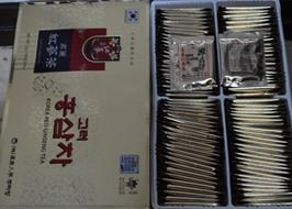 Trà hồng sâm Buleebang Hàn Quốc 100 gói