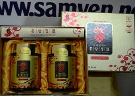 Cao hồng sâm Hàn Quốc 480g