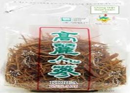 Rễ hồng sâm Hàn Quốc 300gr-PP bởi Sâm Yến Thái An