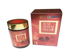 Cao hồng sâm linh chi Pocheon Hàn Quốc 480gr