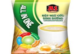 Ngũ cốc dinh dưỡng A1 gói 25g (bịch 20 gói)