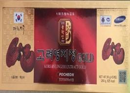 Cao linh chi Pocheon Hàn Quốc 250 gr