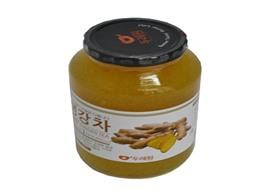 Trà mật ong gừng Nhập khẩu hàn Quốc hũ 1kg