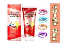 Dầu xoa bóp khớp Glucoaid & Omega3 Joint Gel Hàn Quốc 165ml
