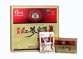 Nước Hồng sâm Pocheon Hàn Quốc 100% 30 gói x 80ml