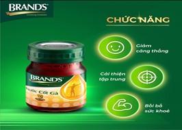 Nước cốt gà Brand s vị dịu nhẹ-Sản phẩm mới, nước cốt gà Brands nhập khẩu từ Thái Lan, nước cốt gà cho người mới uống
