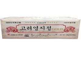 Cao linh chi Sao Vàng Hàn Quốc 3x120gr, cao linh chi hộp gỗ, cao linh chi núi.