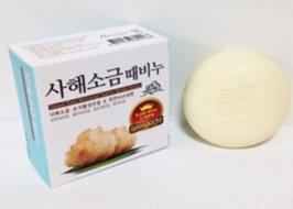 Xà bông muối Biển Hàn Quốc DEAD SEA MINERAL SALTS BODY SOAP, Xà phòng  muối biển tẩy tế bào chết